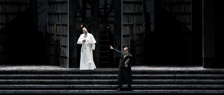 Olivier Py met en scène La Juive d'Halévy à l'Opéra national de Lyon – bof....