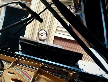 Le pianiste Julien Blanc joue Bartók, Beethoven, Filidei et Ohana à Metz
