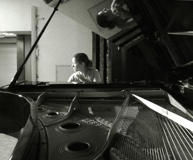 la jeune pianiste Justine Leroux joue les Esquisses de Charles-Valentin Alkan