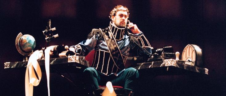 Der Kaiser von Atlantis, de Viktor Ullmann, à l'Opéra Comique (Paris, 2006)