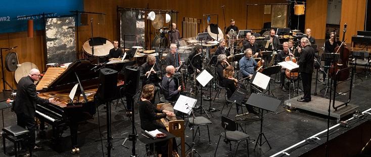 Sylvain Cambreling dirige Klangforum Wien aux Donaueschinger Musiktage 2019