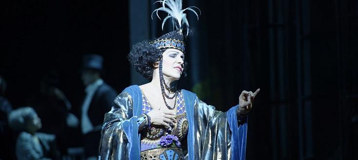 À Saint-Étienne, Fabrizio Maria Carminati joue Adriana Lecouvreur, de Cilea
