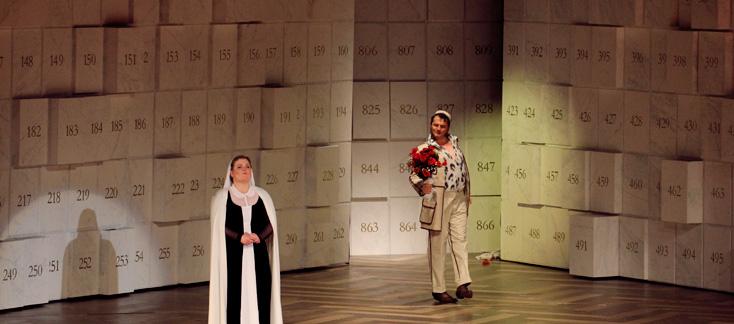 Das Liebesverbot, opéra de Richard Wagner, à Bayreuth