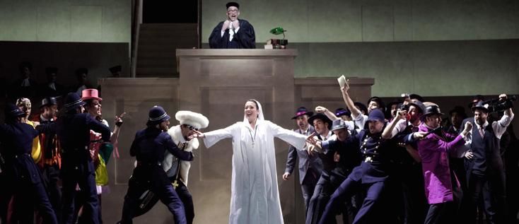 rareté réussie au Teatro Real (Madrid) : Das Liebesverbot de Richard Wagner