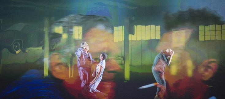 """à Francfort, création allemande de l'opéra d'Olga Neuwirth, """"Lost Highway"""""""