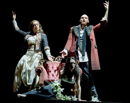 Carlos Wagner met en scène Lotario à l'Händel Festspiele de Göttingen