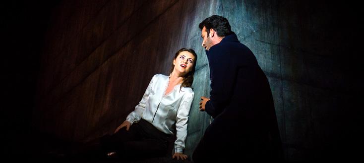 à Limoges, Venera Gimadieva incarne Lucia di Lammermoor, avec Allemandi en fosse