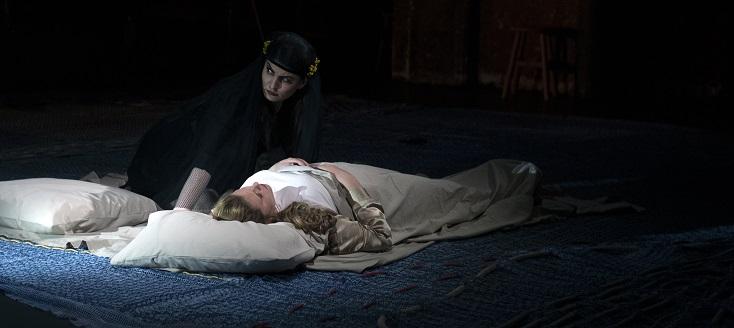 The rape of Lucretia (Britten), par l'Académie de l'Opéra national de Paris