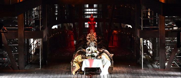 """Lev Dodin met en scène """"Luisa Miller"""" au Festival Verdi, dans une église !"""