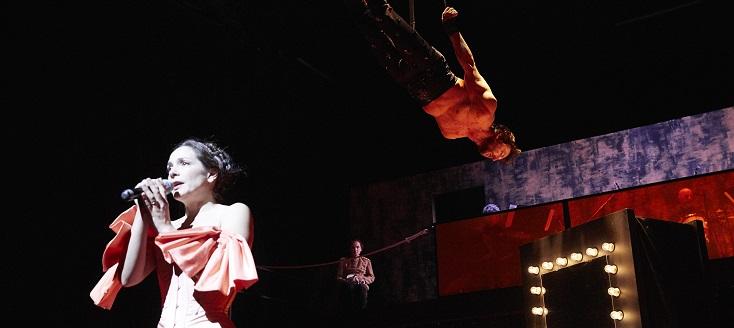 Paul Desveaux met en scène Lulu, la tragédie-monstre de Franck Wedekind