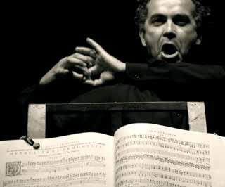 Arnaud Marzorati et Les Lunaisiens à Sinfonia en Périgord