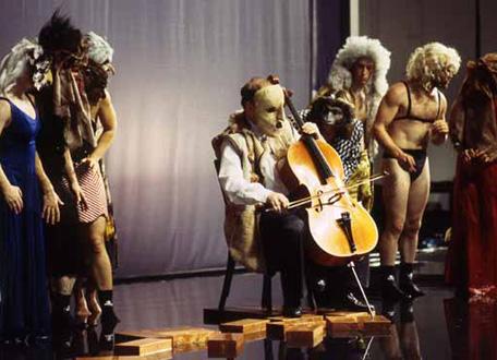 Le luthier de Venise, opéra de Gualtiero Dazzi en création à Rouen