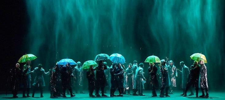 Vigoureux Macbeth, dans sa version originale, au Festival Verdi de Parme