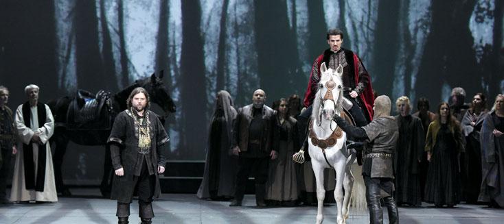 nouvelle production de Macbeth (Verdi) au Théâtre des Champs-Élysées