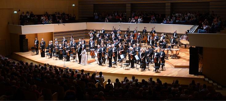 Suite de l'intégrale Mahler de l'ONL, avec la Symphonie en sol majeur n°4