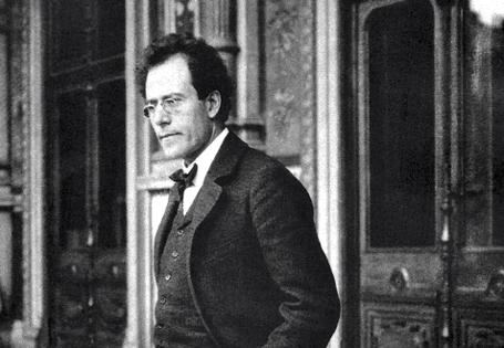 Gustav Mahler (1869-1911), dont l'OPS joue la Troisième Symphonie