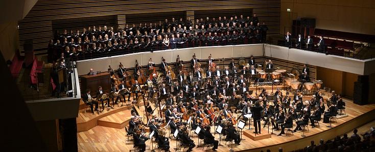 La Résurrection : 2ème épisode du cycle Mahler de l'Orchestre national de Lille