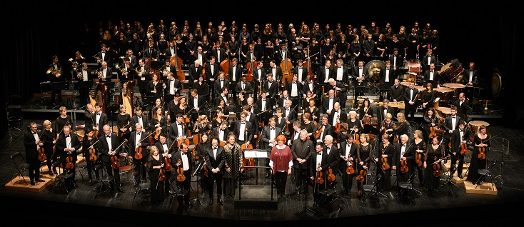 Symphonie en ré mineur n°3 de Gustav Mahler à Lille