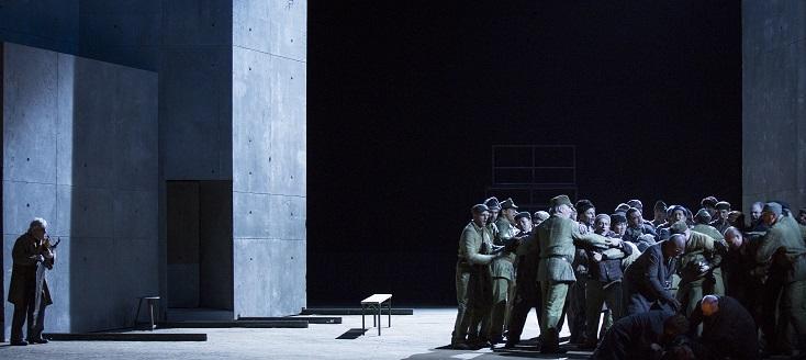 reprise du Janáček de Chéreau (Aix, 2007) par l'Opéra national de Paris, en 2017