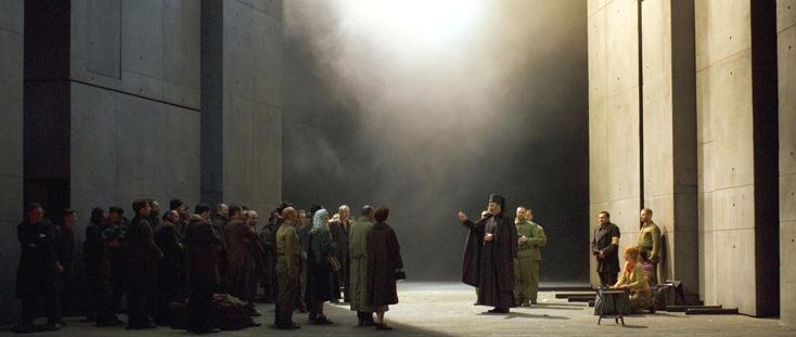 De la maison des morts (Janáček) par Boulez et Chéreau au Festival d'Aix