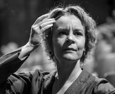 la cheffe finlandaise Susanna Mälkki joue Orion de Saariaho à Lyon
