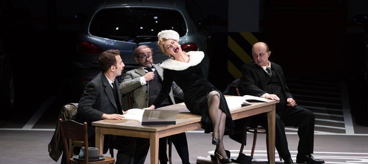 Lorenzo Viotti joue Le convenienze ed inconvenienze teatrali, de Donizetti