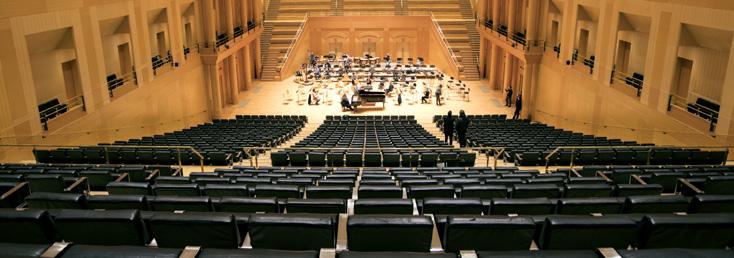 l'Arsenal de Metz accueille l'Orchestre symphonique national de Lettonie