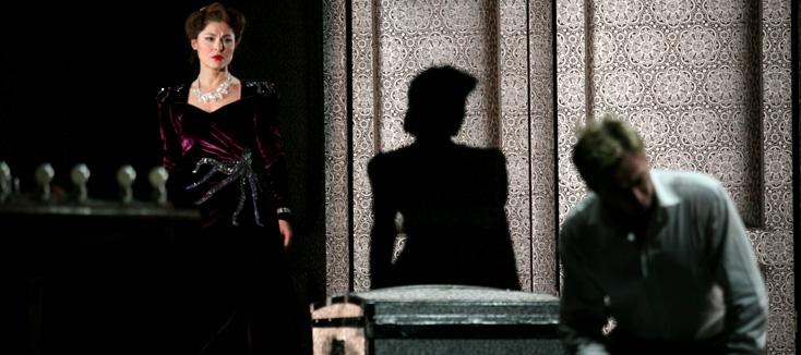 Manon Lescaut, opéra de Puccini, à l'Opéra national de Lyon
