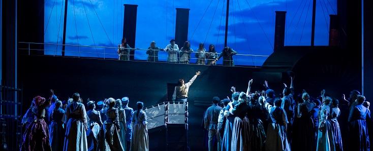 une nouvelle Manon Lescaut de Puccini à l'Opéra royal de Wallonie (Liège)