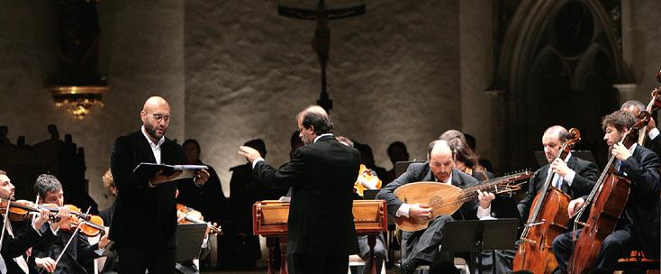 Andrea Marcon joue Andromeda liberata (Vivaldi) au Festival d'Ambronay