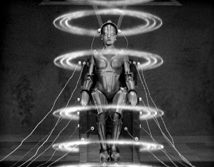 séquence de Metropolis de Fritz Lang (1927)