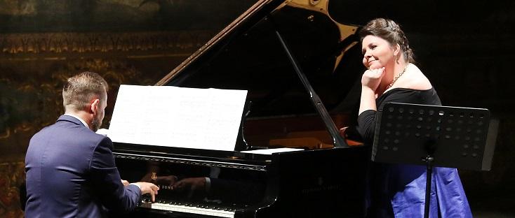 Le soprano Angela Meade en récital au Rossini Opera Festival de Pesaro