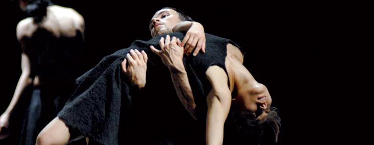 Medea, chorégraphie de Sacha Waltz