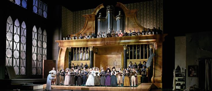 à l'Opéra national de Pairs, les Meistersinger de Salzbourg 2013 à l'affiche !