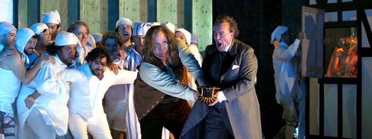 Die Meistersinger von Nürnberg (Wagner) au Coliseum de Londres (ENO)