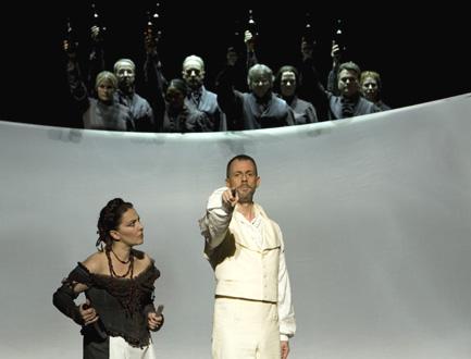 Melancholia, opéra de Georg Friedrich Haas en création au Palais Garnier (Paris)