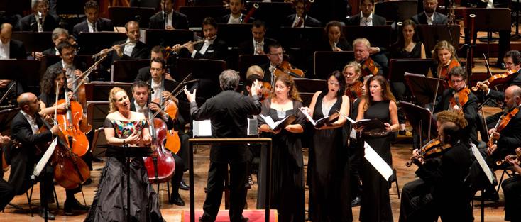 Orchestra e Coro dell'Accademia nazionale di Santa Cecilia, Antonio Pappano