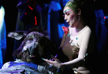 A midsummer night's dream (Britten) à l'Opéra national de Lorraine (Nancy)