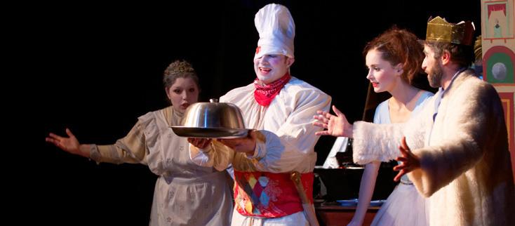 Le Docteur Miracle, opéra-comique de Georges Bizet