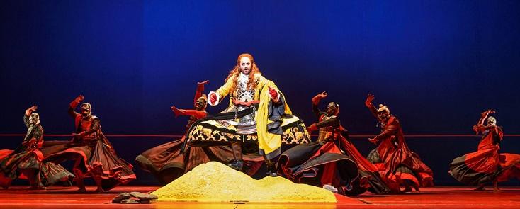 l'excellent ténor Michael Spyres en Mitridate de Mozart à Londres