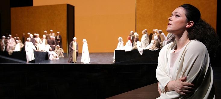 """Moïse et Pharaon"" au Rossini Opera Festival de Pesaro"