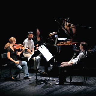 le Trio Modulations joue Levinas au festival Musica de Strasbourg