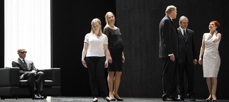 Au monde, opéra de Philippe Boesmans en création à Bruxelles (2014)