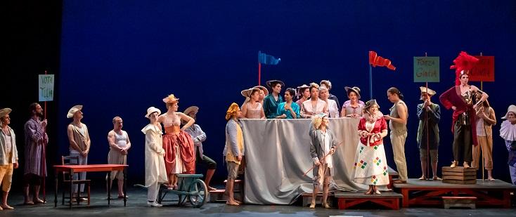 une rareté de Baldassare Galuppi à l'Opéra Grand Avignon