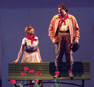 Мockba Чepюмyшkи de Chostakovitch à l'Opéra de Toulon