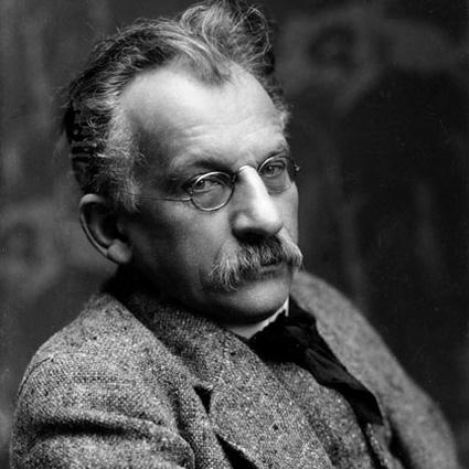 le compositeur Hans Pfitzner est venu diriger à l'Opéra de Strasbourg