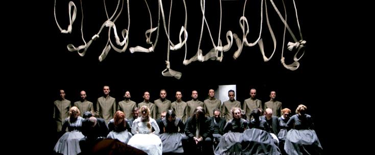 reprise du Nabucco (Verdi) de Keith Warner à la Deutsche Oper de Berlin