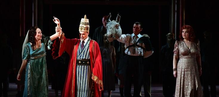 reprise à Montpellier du Nabucco (Verdi) de John Fulljames