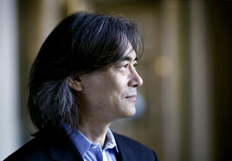 Kent Nagano joue Saariaho à la tête de l'Orchestre national de Lyon