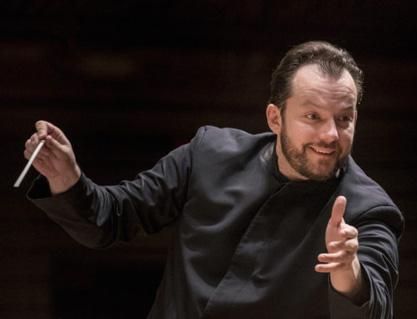 Andris Nelsons dirige les Wiener Philharmoniker au Théâtre des Champs-Élysées